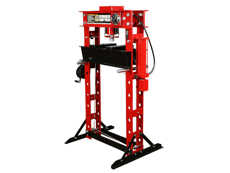 Hydraulic Press | redmount ie